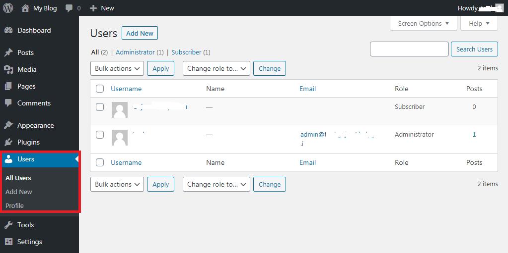How To Use wordpress Dashboard? WordPress Dashboard का use कैसे करे